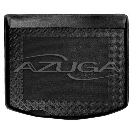 Kofferraumwanne für Mazda 3 Schrägheck (BM) ab 10/2013 mit Anti-Rutsch-Matte