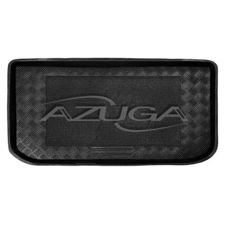 Kofferraumwanne für Opel Agila/Suzuki Wagon R+ ab 2000 mit Anti-Rutsch-Matte