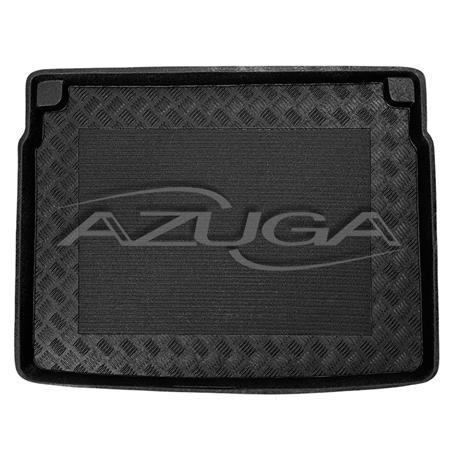 Kofferraumwanne für Opel Astra J GTC 3-türer ab 2012 mit Anti-Rutsch-Matte