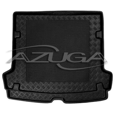 Kofferraumwanne für Peugeot 307 Break mit Anti-Rutsch-Matte