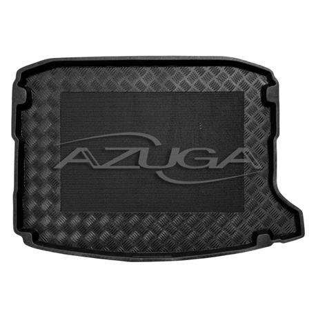 Kofferraumwanne für Seat Ateca ab 2016 (ohne variablen Ladeboden) mit Anti-Rutsch-Matte