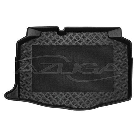 Kofferraumwanne für Seat Ibiza ab 6/2017 mit Anti-Rutsch-Matte (Standard Boden)