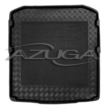 Kofferraumwanne für Skoda Superb III Combi ab 9/2015 (Standard-Boden) mit Anti-Rutsch-Matte