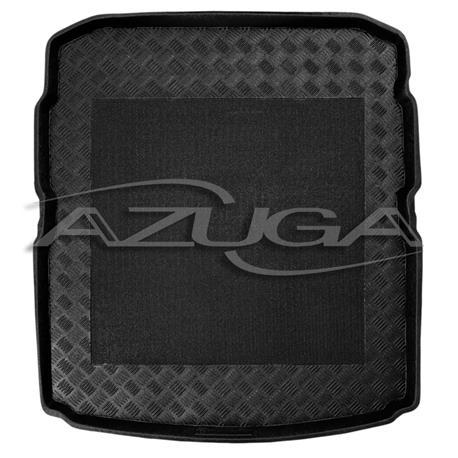 Kofferraumwanne für Skoda Superb III Limousine ab 6/2015 mit Anti-Rutsch-Matte