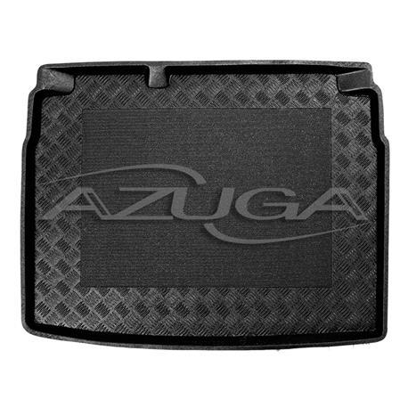 Kofferraumwanne für VW Golf 5/6 (vertiefter Ladeboden) mit Anti-Rutsch-Matte
