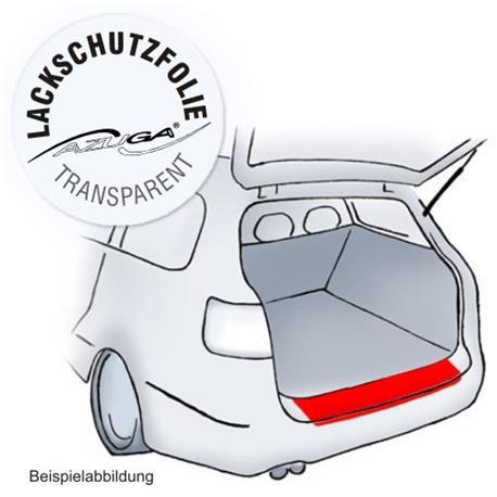 Lackschutzfolie Ladekantenschutz für BMW X1 ab 10/2009-10/2015 (E84 ) (farblos)
