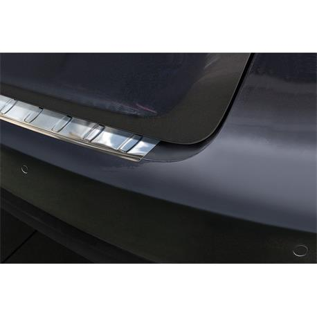 Ladekantenschutz Edelstahl für Audi A4 Avant ab 11/2011 (B8/8K)