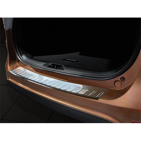 Ladekantenschutz Edelstahl für Ford B-Max ab 2012