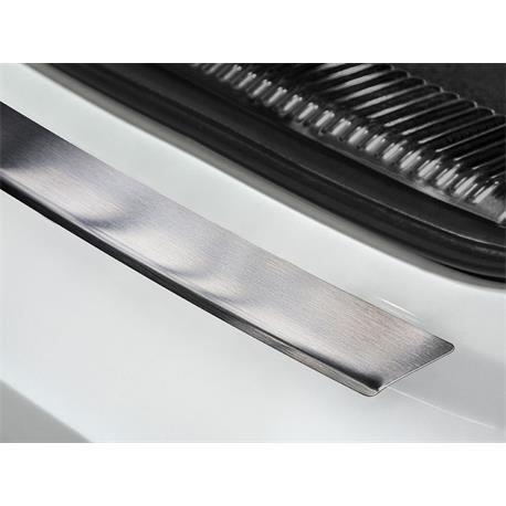 Ladekantenschutz Edelstahl für Audi A3 Stufenheck Limousine ab 5/2016