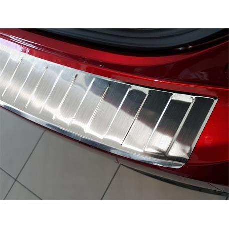 Ladekantenschutz Edelstahl für Mazda 3 Schrägheck ab 3/2019