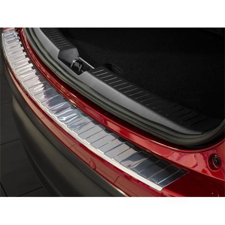 Ladekantenschutz Edelstahl für Mazda CX-5 ab 2012