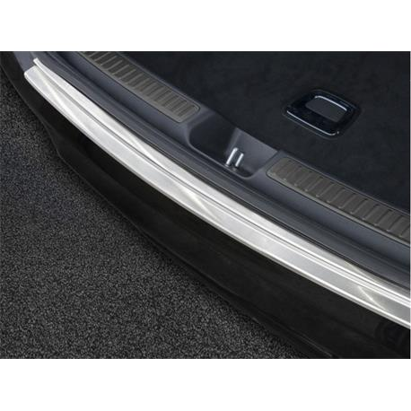 Ladekantenschutz Edelstahl für Mercedes GLC Coupé ab 2016