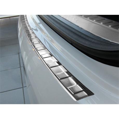 Ladekantenschutz Edelstahl für Mercedes GLE Coupé ab 2015