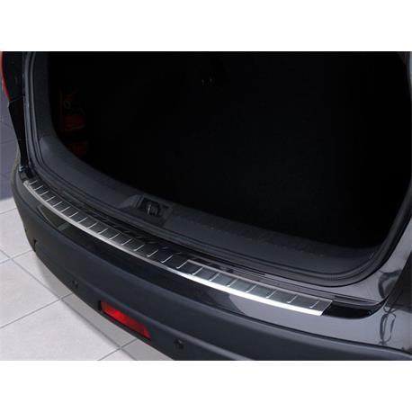 Ladekantenschutz Edelstahl für Nissan Qashqai ab 2007-1/2014