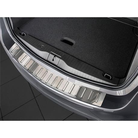Ladekantenschutz Edelstahl für Opel Meriva B ab 2010