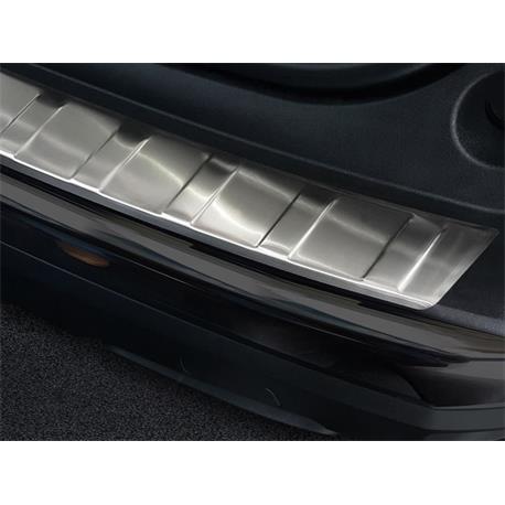 Ladekantenschutz Edelstahl für Peugeot 3008 II ab 10/2016