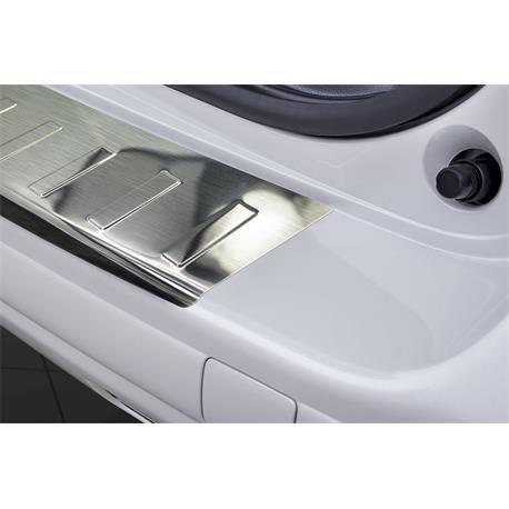 Ladekantenschutz Edelstahl für Peugeot 5008 ab 2009-3/2017