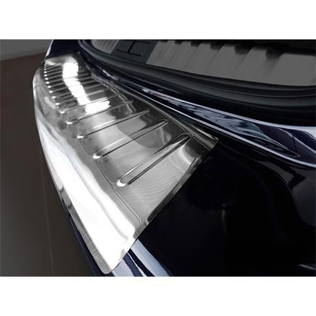 Ladekantenschutz Edelstahl für Peugeot 508 SW ab 6/2019