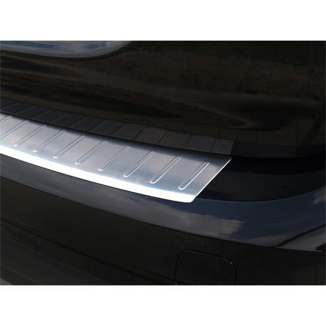 Ladekantenschutz Edelstahl für Volvo V60 ab 2010-6/2018