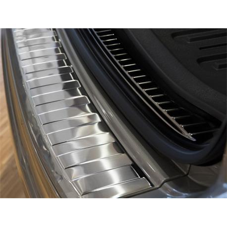 Ladekantenschutz Edelstahl für Volvo XC60 ab 6/2013 (Facelift)