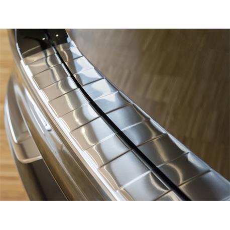 Ladekantenschutz Edelstahl für Volvo XC90 II ab 2015