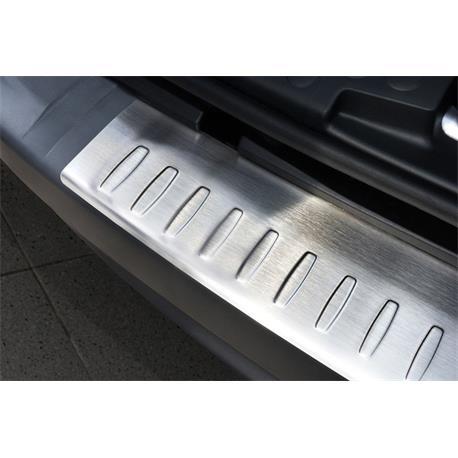 Ladekantenschutz Edelstahl für Mercedes Citan ab 2012/Renault Kangoo ab 2008