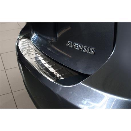 Ladekantenschutz Edelstahl für Toyota Avensis Kombi (T27) ab 2009-5/2015