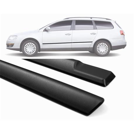 Zierleiste/Rammschutzleiste für Toyota Yaris 3-türer ab 2006 bis 8/2011