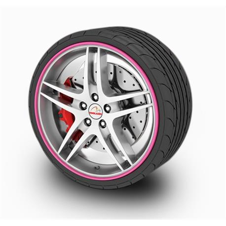 Felgenschutz Rimblades pink