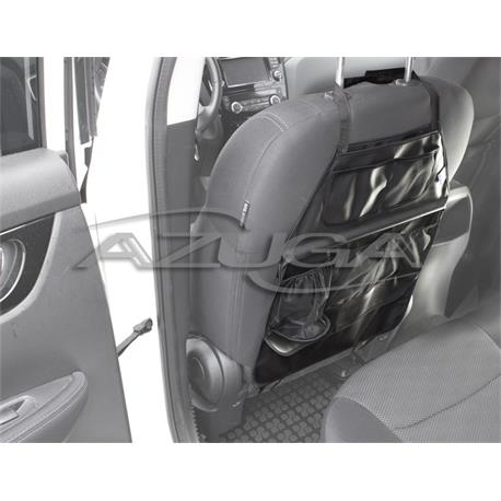 Rückenlehnenschutz Sitzschoner Multipocket