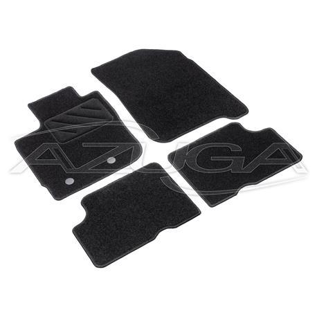 Textil-Fußmatten für Dacia Duster II ab 2018