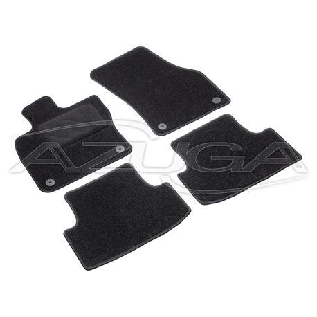 Textil-Fußmatten für Seat Ateca ab 2016
