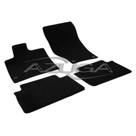 Auto Fußmatten Velours für Audi Q7 ab 2006 (4L)