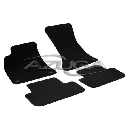 Auto Fußmatten Velours für Audi A4 ab 2008 (8K/B8)/Audi A5 Sportback ab 2009