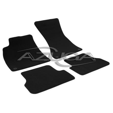 Auto Fußmatten Velours für Audi A6 ab 2011 (4G)/Audi A7 Sportback ab 2010