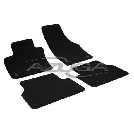 Auto Fußmatten Velours für Audi Q5 ab 2008