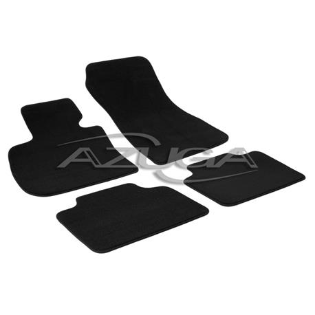 Auto Fußmatten Velours für BMW 2er Active Tourer ab 2014 (F45)