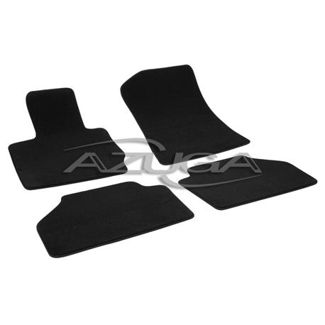 Auto Fußmatten Velours für BMW X3 ab 2010 (F25)/X4 ab 2014 (F26)