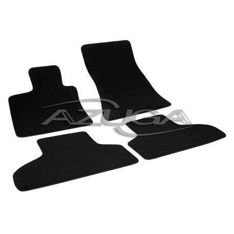 Auto Fußmatten Velours für BMW X5 ab 2013 (F15)
