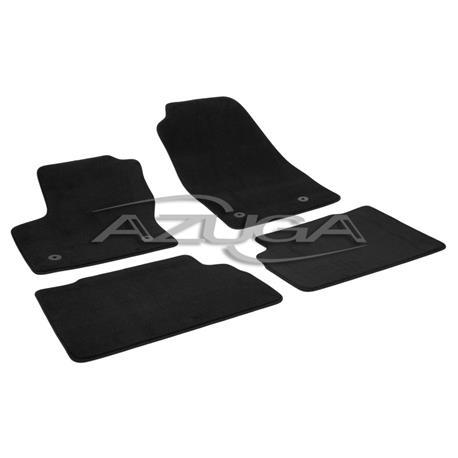 Auto Fußmatten Velours für Ford C-Max/Grand C-Max ab 2012