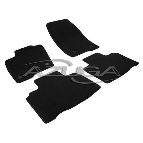 Auto Fußmatten Velours für Ford Edge ab 2016