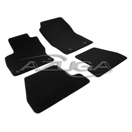 Auto Fußmatten Velours für Ford Focus III ab 2011-8/2018
