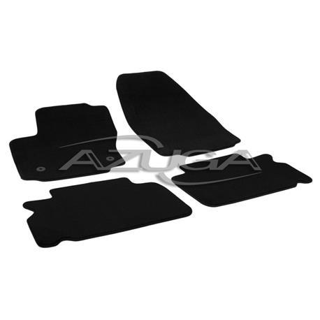 Auto Fußmatten Velours für Ford Galaxy/S-Max ab 9/2012