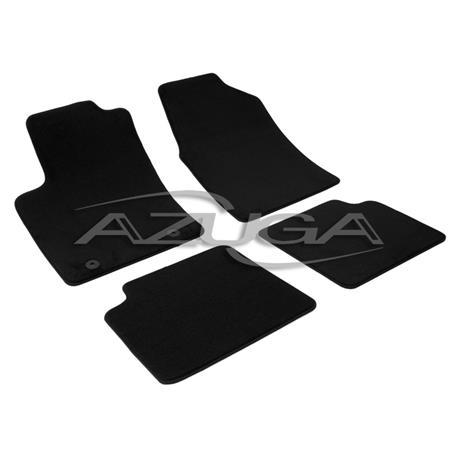 Auto Fußmatten Velours für Ford Ka ab 2009
