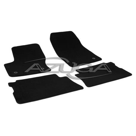 Auto Fußmatten Velours für Ford Kuga II ab 2013