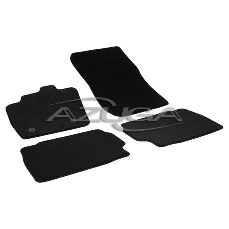 Auto Fußmatten Velours für Ford Mondeo ab 2015