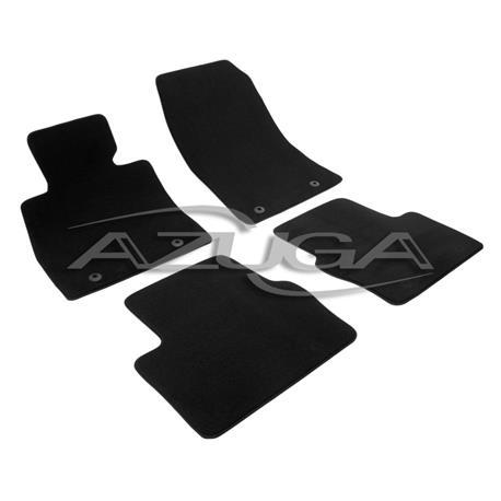 Auto Fußmatten Velours für Hyundai i40 CW Kombi ab 2011/i40 Limousine ab 2012