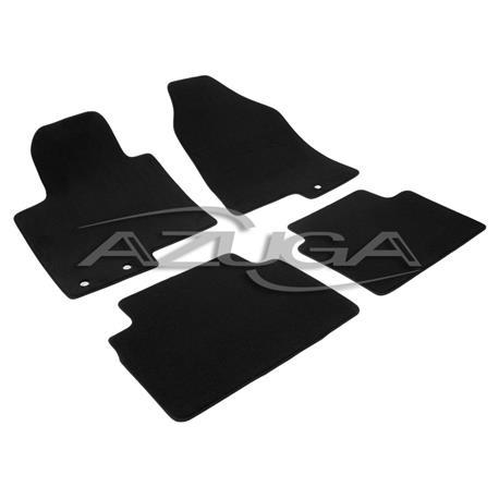 Auto Fußmatten Velours für Hyundai ix35 ab 2010