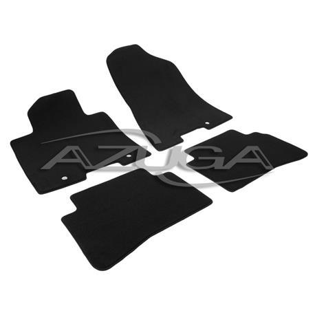 Auto Fußmatten Velours für Kia Sportage IV ab 2016