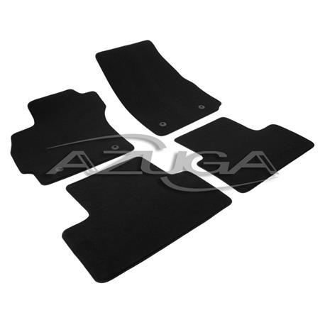 Auto Fußmatten Velours für Mazda 5 ab 10/2010